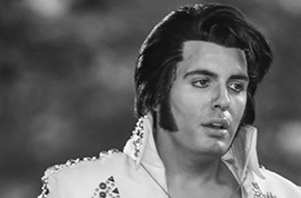 Bruno Nesci competes in the Ultimate Elvis Tribute Artist Contest